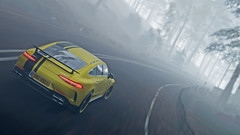 amg gt 63 6 (Keischa-Assili) Tags: 4k uhd 1080p full hd fullhd wallpaper screenshot photo auto car automotive automobile virtual digital game gaming graphic edited photography picture videogame forza horizon 4 yellow black amg gt 63 autumn fog