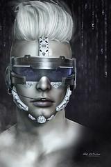 Mainframe - 1 (Kai Wirsing) Tags: cyber cyberpunk scifi bauhaus bauhausmovement psychobyts mainframe mens unisex