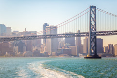 One of These Days (Thomas Hawk) Tags: america bayarea baybridge california northerncalifornia sfbayarea sanfrancisco usa unitedstates unitedstatesofamerica westcoast bridge norcal fav10 fav25 fav50 fav100
