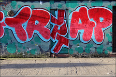 Trap JPT (Alex Ellison) Tags: trap traphous southlondon urban graffiti graff boobs