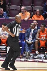 LES JONES (SneakinDeacon) Tags: referees sportsofficials hokies vatech vt virginiatech syracuse orange accbasketball cassellcoliseum collegehoops