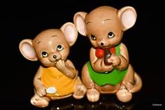 MACRO MONDAYS   Ceramic (Jehanmi) Tags: macro art ceramic photography nikon duo souris hmm céramique macromondays mouse flickr creative macrophotography creativeartphotography nikond7200