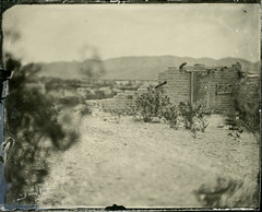 20200116_23001 (AWelsh) Tags: sanantonio tx bigbendnationalpark bigbend desert riogrande trip vacation rv camper camping outdoor hiking explore collodion wetplate graflex 4x5 speed graphic buhl 1778mm f25 11in projection lens andrewwelsh ambrotype glass