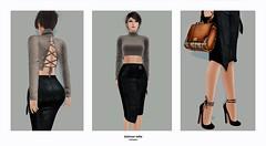 Kidman Latte – Fashion NoteCard (Kidman Latte (Kimmy Rare)) Tags: ison elua lelutka glamaffair reign zenith kidmanlatte kimmyrare