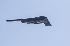 B-2 Stealth Bomber (Explored 01/20/2020) (Lynn Tweedie) Tags: stealthbomber missouri afcchamps chiefs