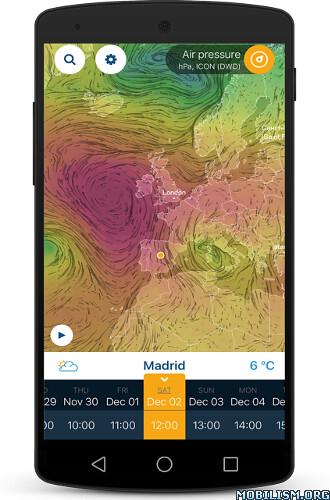 Ventusky Weather Maps image