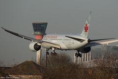 C-GHPU (Baz Aviation Photo's) Tags: cghpu boeing 7878 dreamliner air canada heathrow runway 27l ac858
