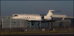 Photo of N808TC Gulfstream G550 c/n 5154 TC Equipment (Farnborough-EGLF) 19/01/2020