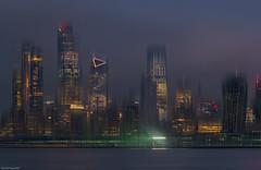 Impresiones - Impressions (ricardocarmonafdez) Tags: newyork hudsonyards manhattan cityscape skyline impresiones impressions luces lights imagination imaginacion color ricardocarmonafdez ricardojcf nikon