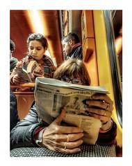 People on the subway (streetspirit13) Tags: streetphotographer subway subwaypeople subwayphotography streetportrait streetpassionaward candidstreetphotography candid colorstreet metropolitan metro marseille