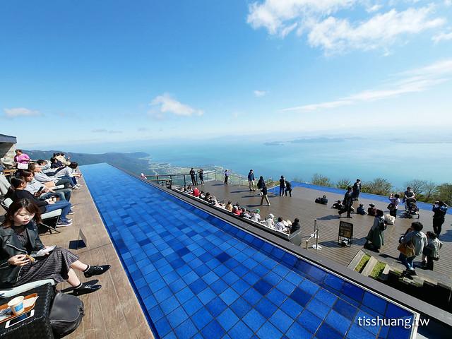 琵琶湖景觀台,日本最大湖,絕美湖景,京都近郊景點推薦,此生必去