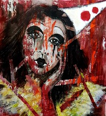 Mimo (franck.sastre) Tags: circus art mimo risas colors painting picture