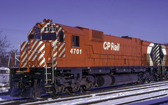 Never Once (ac1756) Tags: cp canadianpacific cprail m636 4701 windsor ontario canada