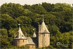 Castell Coch in Summer Sun (Gareth Williams Photography) Tags: castle catsellgoch uk wales glamorgan glamorganshire folly