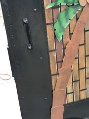 DIY Driveway gate (ATOMIC Hot Links) Tags: home metal diy gate gates steel projects doityourself scrapmetal fabrication drivewaygate art fix design junk aluminum iron paint welding garage driveway repair palmtree copper ideas salvage homeimprovement gearhead boltsnuts california make garden screws cut gas socal workspace locks create build tubing gears built wrench drill sheetmetal