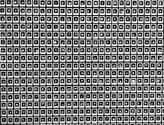 Myriad (Tulips) (@WineAlchemy1) Tags: ai myriadtulips artificialintelligence algorithm computing art installation polaroids blackandwhite nerosubianco blancoynegro noiretblanc monochrome annaridler beazleydesignawrad dataset training designmuseum london recognition laborious machinelearning artist