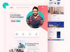 07464428e4fde4541ef085fe995a6b88 (shuvohuq) Tags: web design ui ux website app landingpage landing page