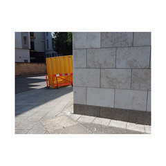 yellow box (chrisinplymouth) Tags: pavement ground plymouth devon england corner trait diagonal diagx perspective uk city xg cameo urbio cw69x cornerpiece explored inexplore