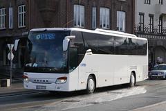 KH 81730, Bryggen, Bergen, September 5th 2019 (Southsea_Matt) Tags: bryggen bergen norway september 2019 autumn canon 80d bus omnibus transport vehicle coach kh81730 setra s415gthd vts