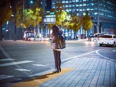 2255/1717'z (june1777) Tags: snap street alley seoul night light bokeh fujifilm gfx 50r carl zeiss jena t czj biotar m42 75mm f15 namdaemun 5000 adcn art4