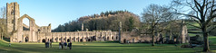 God's Own Abbey! (John Penberthy ARPS) Tags: nationaltrust d750 nikon fountainsabbey yorkshire johnpenberthy