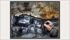STALINGRAD-LUFTWAFFE-STALINGRADO-ARTE-PINTURA-AVIONES-PUENTE AEREO-STALINGRADO-FOTOS-PINTANDO-BATALLA-SEGUNDA GUERRA MUNDIAL-PINTOR-ERNEST DESCALS (Ernest Descals) Tags: stalingrad rusia russia segunda guerra mundial segundaguerramundial stalingrado luftwaffe aviones aircraft puenteaereo heridos soldados german alemanes soldiers men hombres batalla battle batallas wwii historia history art arte sextoejercito paulus derrota alimentos transpostar huida transporte ventisca artwork pintar pintando paint pictures atmosfera military militar defeat pintura pinturas pintures cuadros quadres painting paintings painter artist artistas plasticos pintor pintores pintors painters ernestdescals fotos germany soldats deutsche