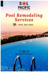 Pool Remodeling Services... (solpacificpools) Tags: poolremodeling poolplastering landscapearchitecture pool monthlypoolcleaning