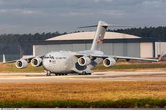 Boeing C-17A Globemaster USA Air National Guard 94-0070 (Clément W.) Tags: rms etar boeing c17a globemaster usa air national guard 940070