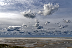 Cloudy Weather Also (Alfred Grupstra) Tags: nature cloudsky cloudscape sky landscape scenics beach outdoors sea blue sand weather nopeople summer beautyinnature overcast water coastline day storm texel