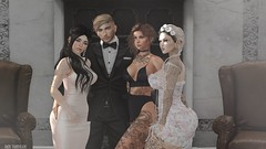 Congrats Bored!!! Always fun to get dressed up for weddings!! love you! (JadeValentine457 in SL) Tags: blueberry monso applefall secondlife legacy genus catwa maitreya bolson avale