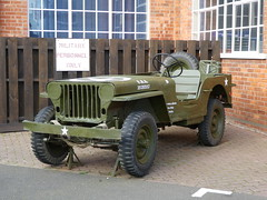 US Army Jeep (andreboeni) Tags: military vehicle willys jeep castletown dday museum army usarmy 2020597 classic car automobile cars automobiles voitures autos automobili classique voiture rétro retro auto oldtimer klassik classica classico ww2 wwii