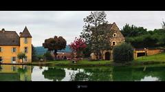 2018_08_St Vicent de Cosse Dordogne 2 (markoniko01) Tags: paysages landscapes dordogne france olympus photographie village fleurs de flore