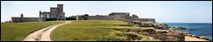 Cap_Panorama4 (.MLN) Tags: france brittany castle fortress privat road château trévignon trégunc