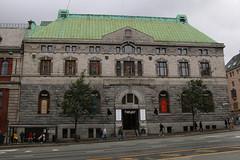Privatsbank Building, Torgallmenningen, Norway, September 5th 2019 (Southsea_Matt) Tags: september 2019 autumn canon 80d norway bergen bergensprivatbank hoyer torgallmenningen