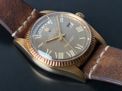 Rolex 1803 - Super Rare Of Yellow Ghost Rome Dial (Alien Studio) Tags: rolex rolex1803 ghost dial collection rare