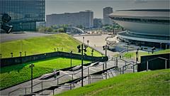 Katowice. Poland (lucjanglo) Tags: katowice poland silesia europe architecture buildings