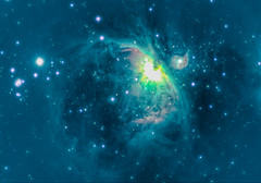 Study of the M42 Gas Clouds in Orion (Phil Ostroff) Tags: orion m42 great nebula astronomy astrophotography