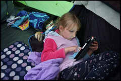 16th of August 2019 (Paul of Congleton) Tags: holiday diary august 2019 katherine katie daughter tent camping rainy digital sony rx100