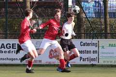 """HBC Voetbal • <a style=""""font-size:0.8em;"""" href=""""http://www.flickr.com/photos/151401055@N04/49413988983/"""" target=""""_blank"""">View on Flickr</a>"""