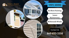 Transform The Look Of Your Home With Vinyl Siding! (info.peterlbrown) Tags: vinylreplacement vinylreplacementwindows vinylsiding vinylsidinginstallation vinyl services sidinginstallation sidinginservices