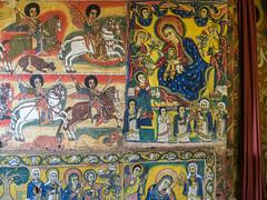 LR Ethiopia 2020-250430 (hunbille) Tags: birgitteetiopien201920202lr ethiopia zege peninsula ura kidane mehret mihret urakidanemehret monastery mural fresco