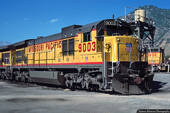 Missouri Pacific in Armour Yellow (jamesbelmont) Tags: unionpacific missouripacific provo utah ge c367 train railroad railway locomotive estonia europe
