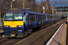 Photo of Scotrail 320401