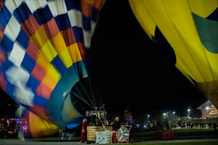 what goes up must come down (pbo31) Tags: napalightedartfestival napa bayarea napacounty art night dark january 2020 boury pbo31 nikon d810 winter california color hotairballoon illuminated bloom yellow black