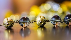 #Pearls - 7996 (✵ΨᗩSᗰIᘉᗴ HᗴᘉS✵93 000 000 THXS) Tags: macro bokeh sony pearls perle pearl belgium europa aaa namuroise look photo friends be yasminehens interest eu fr party greatphotographers lanamuroise flickering challenge