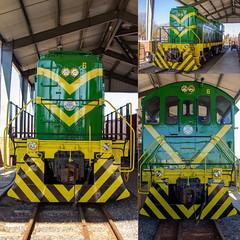ARC #6 (JF video photo) Tags: alco s3 newton nc north carolina southeastern narrow gauge shortline museum american locomotive company