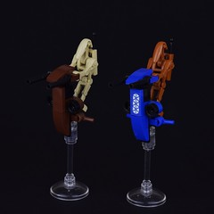 STAP - Single Trooper Aerial Platform (Luca s projects) Tags: stap star wars lego moc vehicle lsp