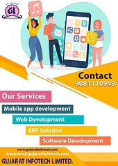 Best #Mobile #application #development #companies in #Ahmedabad (gujaratinfotech) Tags: mobile application development company ahmedabad gujarat india app services solution