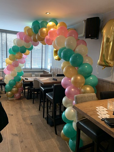 Ballonboog 6m Bonheur by Lust Barendrecht