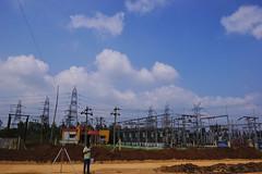 Kumbakonam to Chennai (vharishankar) Tags: countryside landscape power station rural scenery south india powerstation southindia